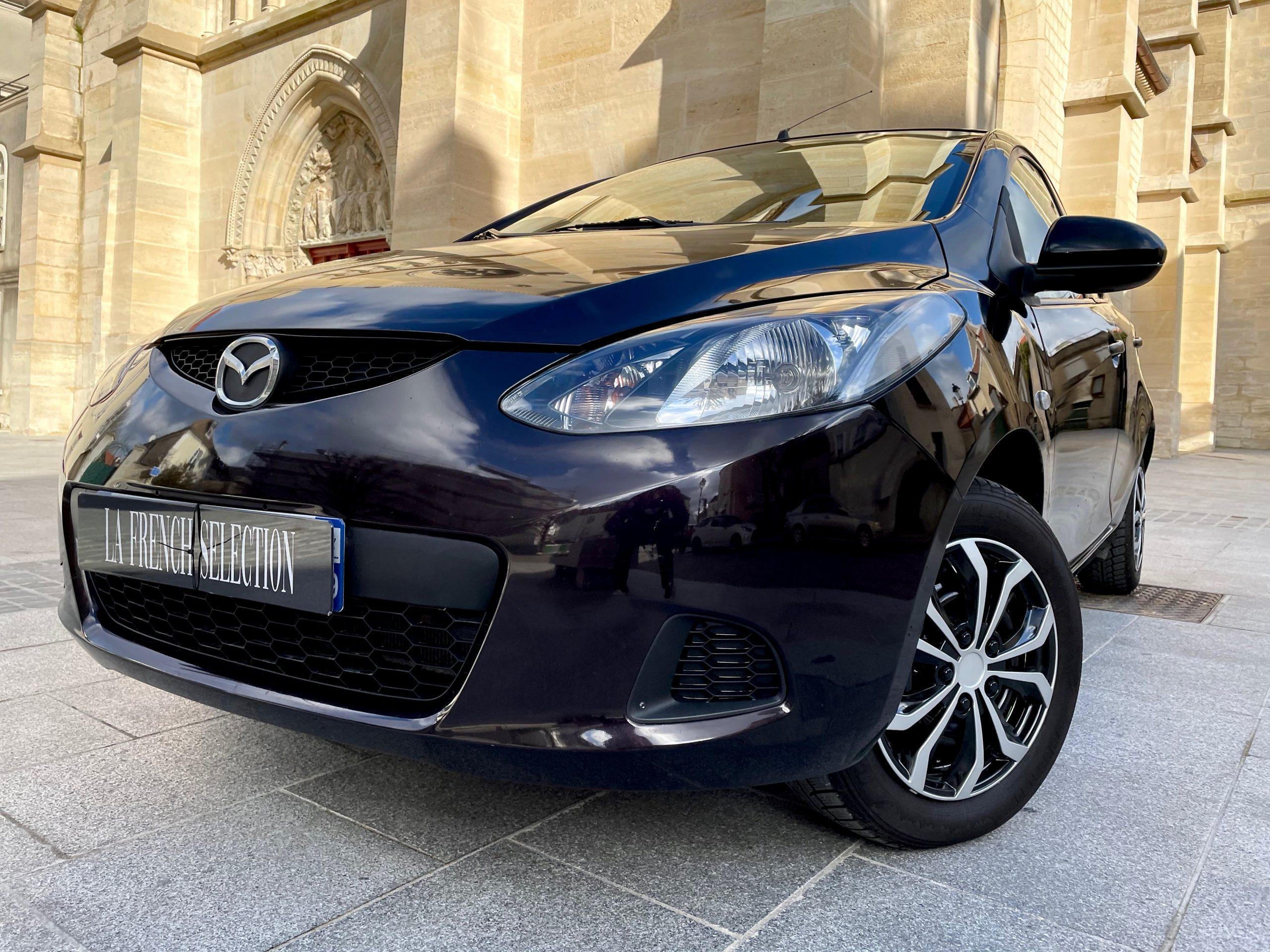 Mazda 2 1.4L MZ-CD Elégance
